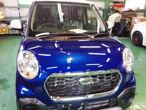 羽村市A様 新車 LA260S CAST ACTIVA Rmcガラスコーティング施工