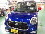 羽村市A様 新車 LA260S CAST SPORT RMC ガラスコーティング施工