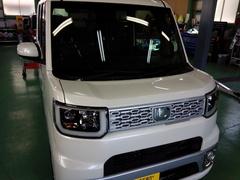 福生市D様 新車 LA-700S WAKE RMCガラスコーティング施工