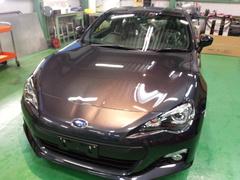 青梅市A様 新車 ZC6 BRZ Rmcガラスコーティング施工