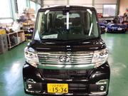 福生市A様 新車 LA600S タント Rmcガラスコーティング施工
