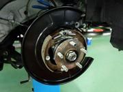 羽村市Rmc ZN6 86 brembo ブレーキキャリパーOH 取付 GRB ドラムブレーキ一式取付