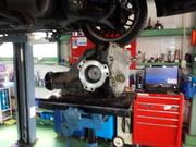 八王子市K様 S15 シルビア スペックR NISMO GT LSD OH & 4.08ファイナルギア交換