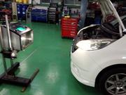 羽村市S様 RG1 ステップW 車検整備 ブレーキ分解・清掃・給油作業 プラグ交換他