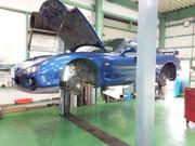狛江市O様 FD3S RX-7 ブレーキローター研磨加工