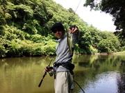 夏の亀山湖 2DAYS バス釣り スランプ脱出!? 本当に釣れてよかった 初スモラバフィッシュ40㎝も出た!