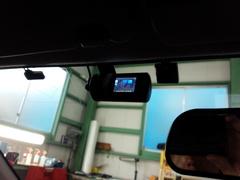 日の出町O様 GDB インプレッサWRX STI YUPITERU 指定店モデル DRY-WiFiV5d ドラレコ取付