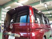 青梅市O様 新車 RP2 ステップW シルフィード 断熱フィルム FGR500 SC-7008 全面施工