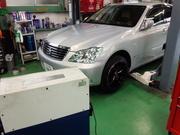 青梅市U様 GRS180 クラウン ATFフラッシング交換 新製品WAKO'S Premium spec 100%化学合成油 低粘度対応