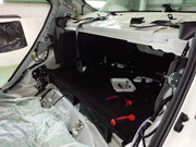 羽村市Rmc NEWデモカー!VAB WRX STI  シルフィード断熱フィルム施工 SC-7008 ピークスモーク