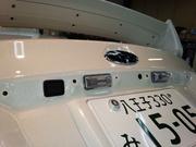 羽村市Rmc NEWデモカー!VAB WRX STI ECLIPSE BEC113 バックカメラ取付作業