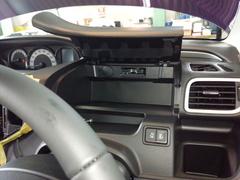 青梅市Y様 弊社販売車 新車 MB36S デリカD:2カスタム Panasonic ETC 取付作業