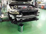 羽村市Rmc VAB WRX STI Defi ADVANCE A1 水温センサー取付