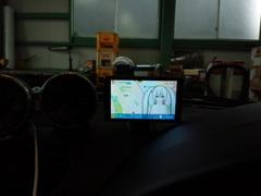 青梅市Y様 FD3S RX-7 YUPITERU lei03 霧島レイ モデル レーダー探知機取付