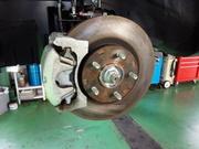 練馬区N様 GA4W RVR 法定12か月点検整備 ブレーキ分解・清掃・給油作業