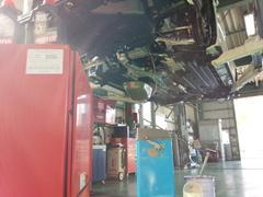 羽村市Rmc VAB WRX STI ミッションオイル交換 MOTUL GEAR LS 75W90 ¥5600-/1L税抜き