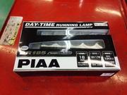 青梅市T様 CV1W デリカD5 PIAA DR185 デイライト 取付 LEDデイライト バンパー加工取付