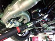 デモカーVAB FSWスポーツ走行に向けメンテナンス オイル交換 SPEED MASTER Pro SPL 5W40
