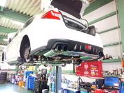デモカーVAB WRX STI RmcオリジナルOHLINS DFV HYPERCO+PERCH仕様車高調 セッティング変更