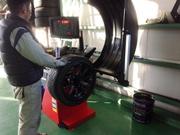 Snap-on タイヤチェンジャー T3000-24 バランサー b9465jp 設置完了