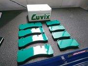 Luvix ルービックスブレーキパッド取扱い開始!デモカーVAB WRX STI brembo mono 6pot/4pot 特注 Fr/R1 Rr/V