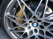 BMW M カーボンセラミックブレーキシステム