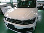 青梅市H様 新車 5NCZE VW TIGUAN G'ZOXリアルガラスコート施工