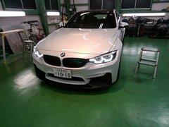 Rmc NEWデモカー BMW F80 M3 LCIモデル フロントガラス専用G'ZOXハイパービューウインドウ撥水コーティング施工