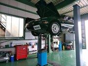 昭島市D様 弊社販売車 NA6CE ロードスター 車検整備作業 排ガス測定 MOTUL H-TECH100+ エンジンオイル交換