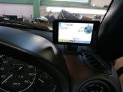 Rmcデモカー3代目NA8Cロードスター制作作業 YUPITERU指定店モデル レーダー探知機 Z180R&ドラレコ ZD600取付