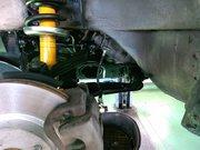 Rmcデモカー3代目NA8Cロードスター制作作業 NB8C RS用 純正新品ブレーキホース交換
