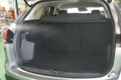 東京都羽村市S様車 マツダ CX-5 光触媒チタンコーティング