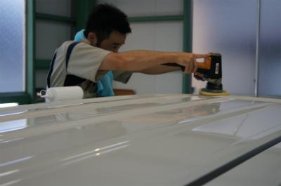 東京都羽村市N様 車 ダイハツ タント ボディコーティング