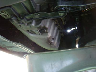 東京都青梅市W様 VWゴルフ エンジンオイル交換 WAKO&#39S 4CT-S 5W40