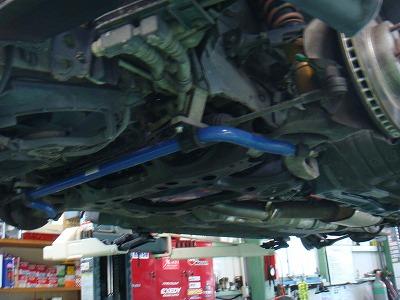西多摩郡W様 RX-7 FD3S リジカラ 取付 RE雨宮 リジカラ リアスーパーブレドメ
