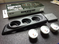 東京都羽村市Rmc ZN6 86 GT LTD Defi 追加メーター取付作業