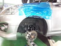 立川市A様 ZC32S スイフトスポーツ TEIN FLEX Z 車高調取付作業