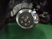 羽村市Rmc ZN6 86 ENDLESS MX72 スポーツブレーキパッド交換