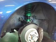 青梅市Y様 弊社販売車 H13 6型 FD3S RX-7 TEIN MONO SPORT 車高調取付作業