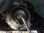 八王子市K様 S15 シルビア スペックR NISMO 軽量フライホイール クラッチOH作業
