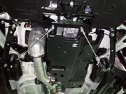 羽村市Rmc NEWデモカー!VAB WRX STI  STI製 フレキシブルドロースティフナー取付のサムネイル画像