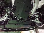 羽村市Rmc NEWデモカー!VAB WRX STI  STI製 フレキシブルドロースティフナー取付