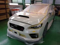 羽村市Rmc NEWデモカー!新車 VAB WRX STI  G'ZOXリアルガラスコート施工 コーティング