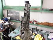 S15 シルビア spec R 純正6速トランスミッション オーバーホール作業