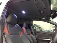 羽村市Rmc VAB WRX STI トランク灯 室内灯 LED化 RG Power LED プレート 7200K
