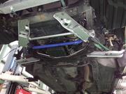 足立区M様 S15 シルビア spec R NISMO フロントロアアーム 取付