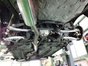 足立区M様 S15 シルビア spec R NISMO リアサスペンションリンク 全交換