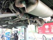 福生市K様 NB8C ロードスター 車検整備作業 ブレーキ分解・清掃・給油作業 ギアオイル交換