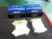小平市H様 ZC32S スイフトスポーツ 本庄サーキット スポーツ走行に向けてメンテナンス作業 ZONE ブレーキパッド交換 Fr 05K Rr 88B