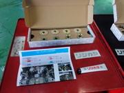 飯能市S様 HA36S アルトワークス リジカラ取付アライメント測定&調整作業